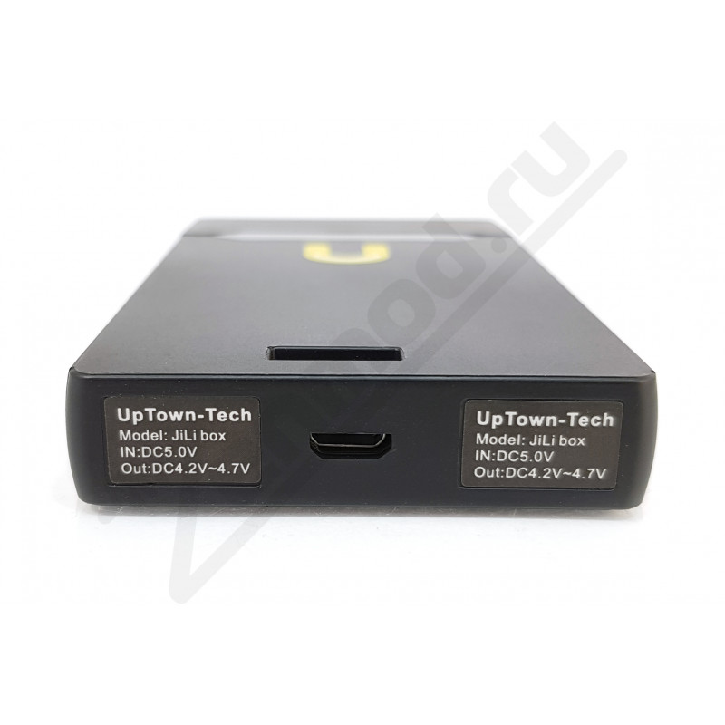 JILI Box JUUL Power bank 1200mAh Black | Zenmod Vape Shop