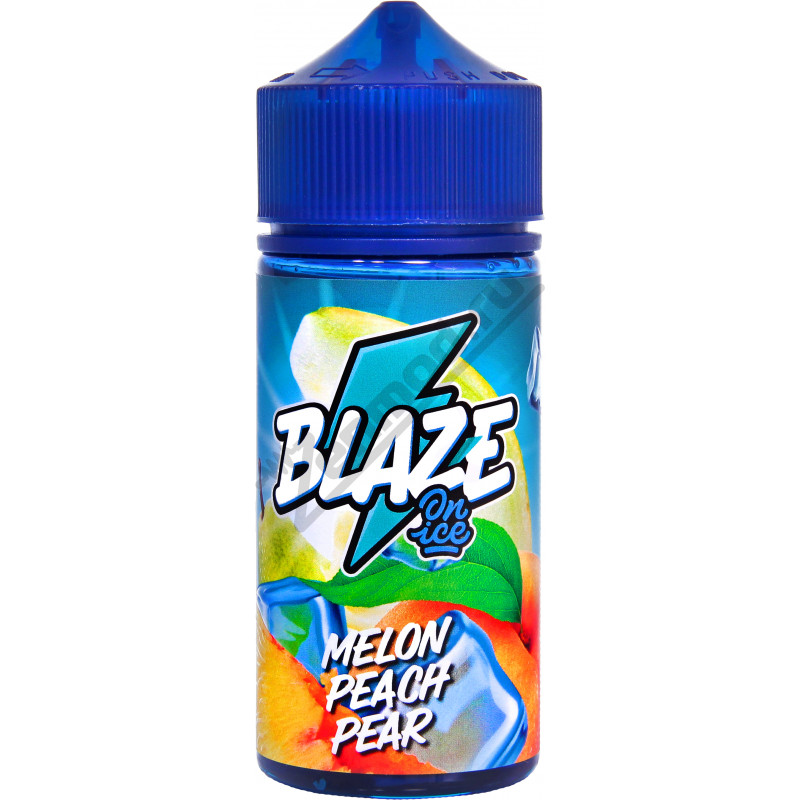 BLAZE ON ICE - Melon Peach Pear 100мл