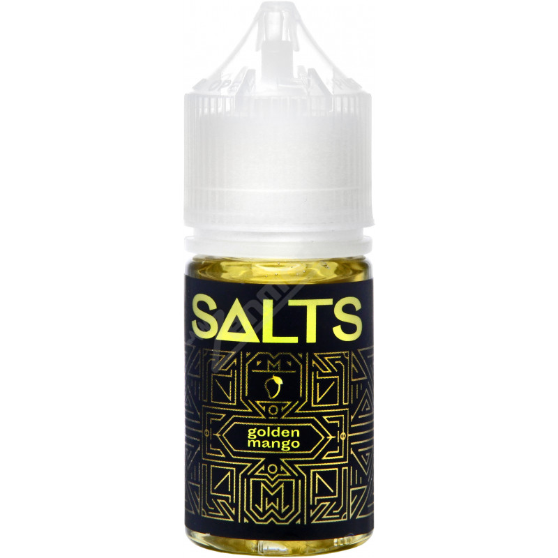 GLITCH SAUCE SALTS - Golden Mango 30мл