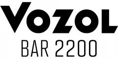 VOZOL BAR 2200
